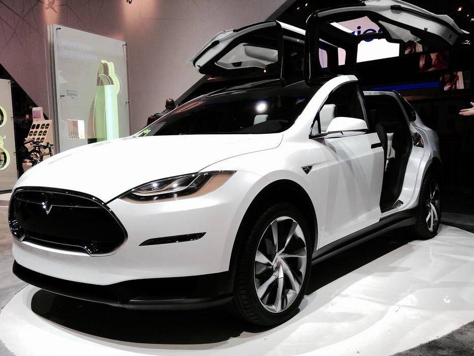 A Tesla Model X (Image: Don McCullough)