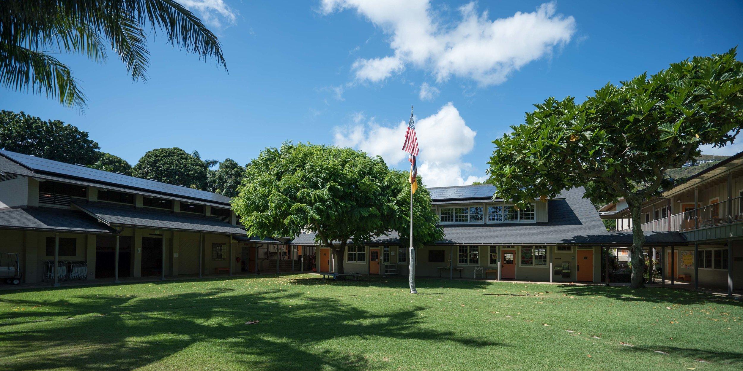 Welcome to Hanahau'oli   A Place for Learning    E Komo Mai