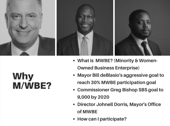 Why M/WBE?