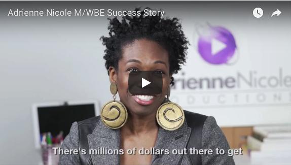 Adrienne Nicole M/WBE Success Story