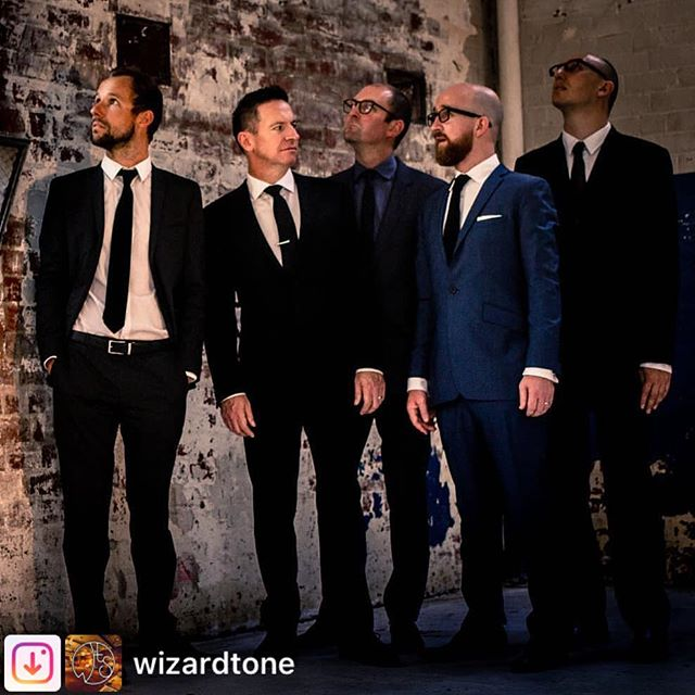 Adelaide, we have some brand new tunes to lay down tonight at the marvellous @wizardtone studios! Hope you can join us -tickets still available. Link in bio. #Repost from @wizardtone. ° • • S P E E D B A L L • • ° We're very excited to have one of Aus's premier jazz bands @speedballtheband in the studio this Saturday for a live concert recording! (tickets in their bio.) Come along and watch Daniel Susnjar - drums, Sam Anning - bass, Grant Windsor - piano, Carl Mackey - saxes, Mat Jodrell - trumpet cutting an album in real-time.