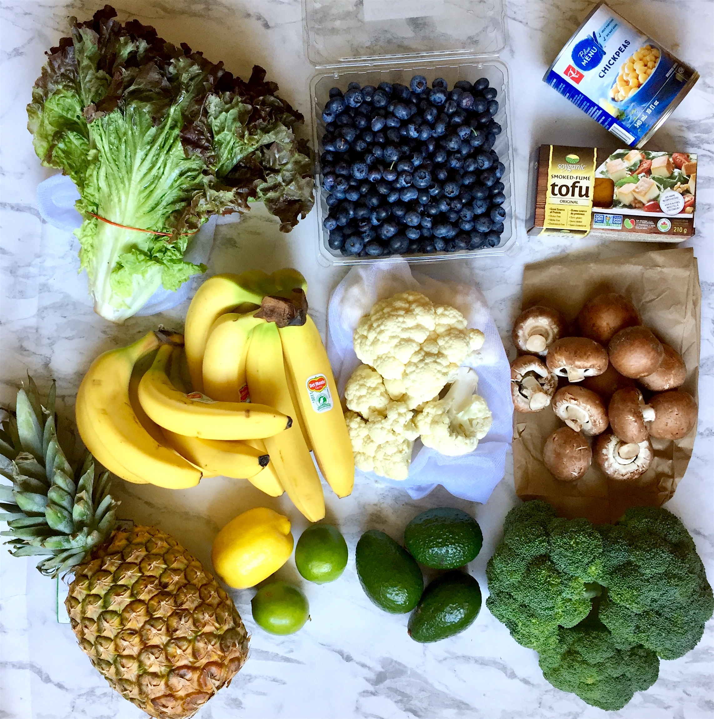 Vegan Grocery List — Triller Health
