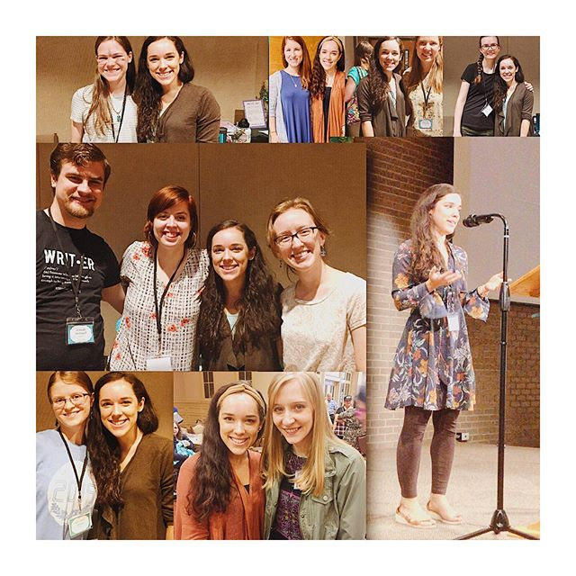 Hanging out with other writers at conferences never fails to remind me of why I love what I do! ✨✨💕 It was especially special to have had the opportunity to share my journey and teach the young writers at #YWW, which was put on by The Young Writer community. I am incredibly appreciative to this community for establishing a place where young writers can receive the instruction, encouragement, & support they need to pursue their gift of writing. If you're a young writer—teen or in your early twenties—you will definitely want to check out their membership! 👉 TheYoungWriter.com⠀ ⠀ I'm back home—for now, at least—and working on meeting my devotional deadline! ☺️💕 I would love to hear what you've been doing this month to pursue your passions as well! Let me know in the comments. ✍️✍️✍️