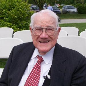 Dr. Joe M. Boyd, Evangelist - Taken the May 2009 - just a week before he went to heaven.
