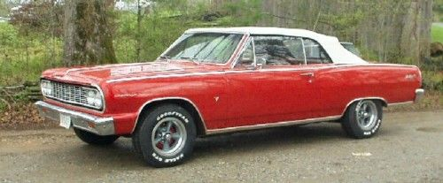 1964 Chevelle convertible