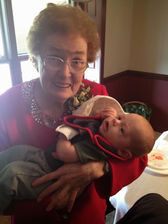 Ray and Great Grandma.JPG