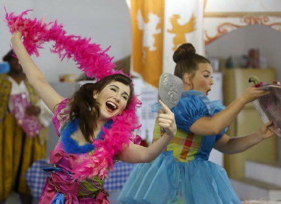 Cinderella Outreach 2013