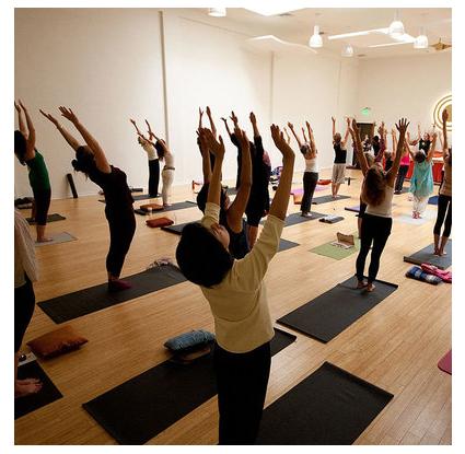 Classes Yulia Yoga