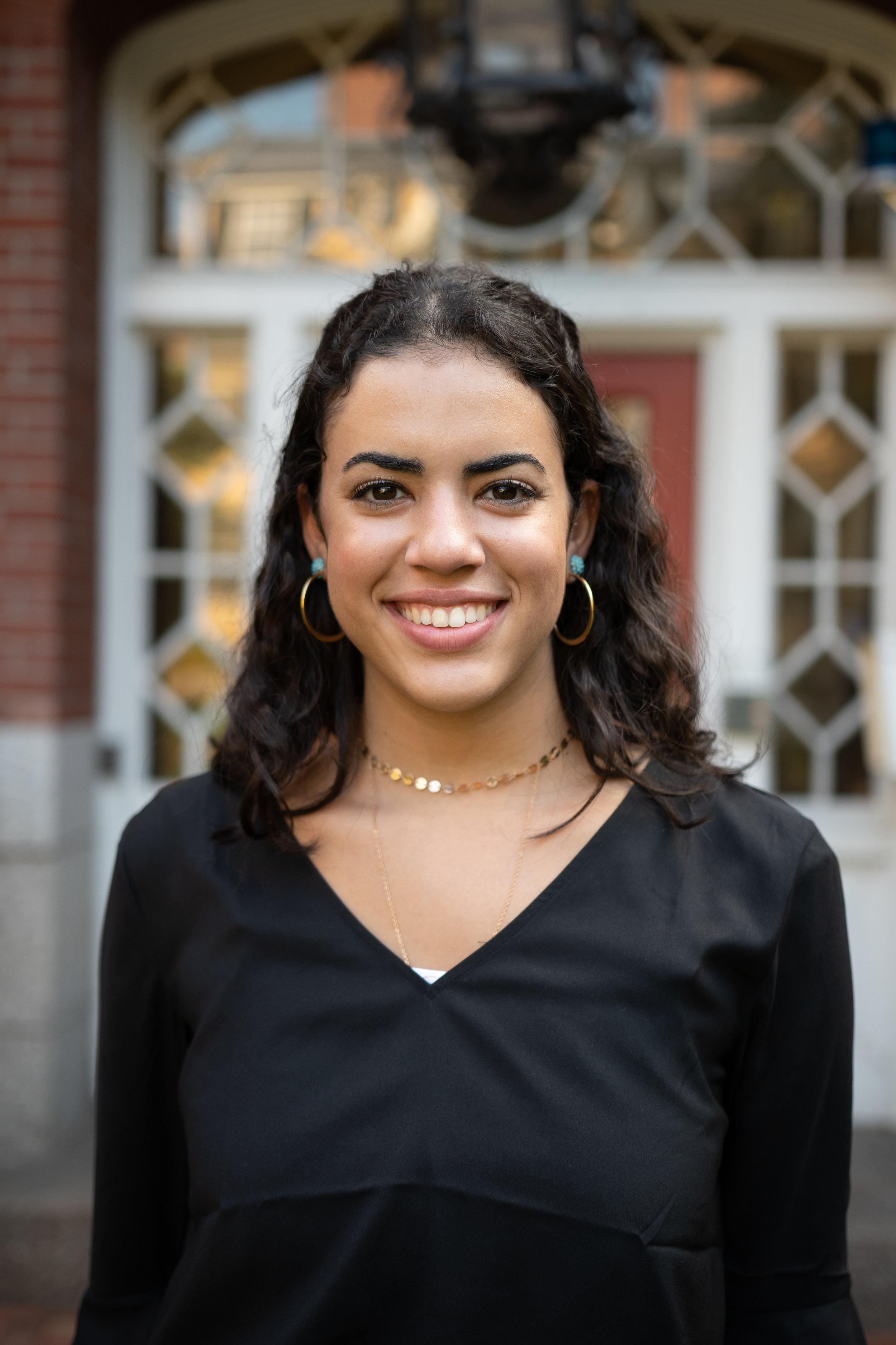Jojo Adler - Co-Director of Finance