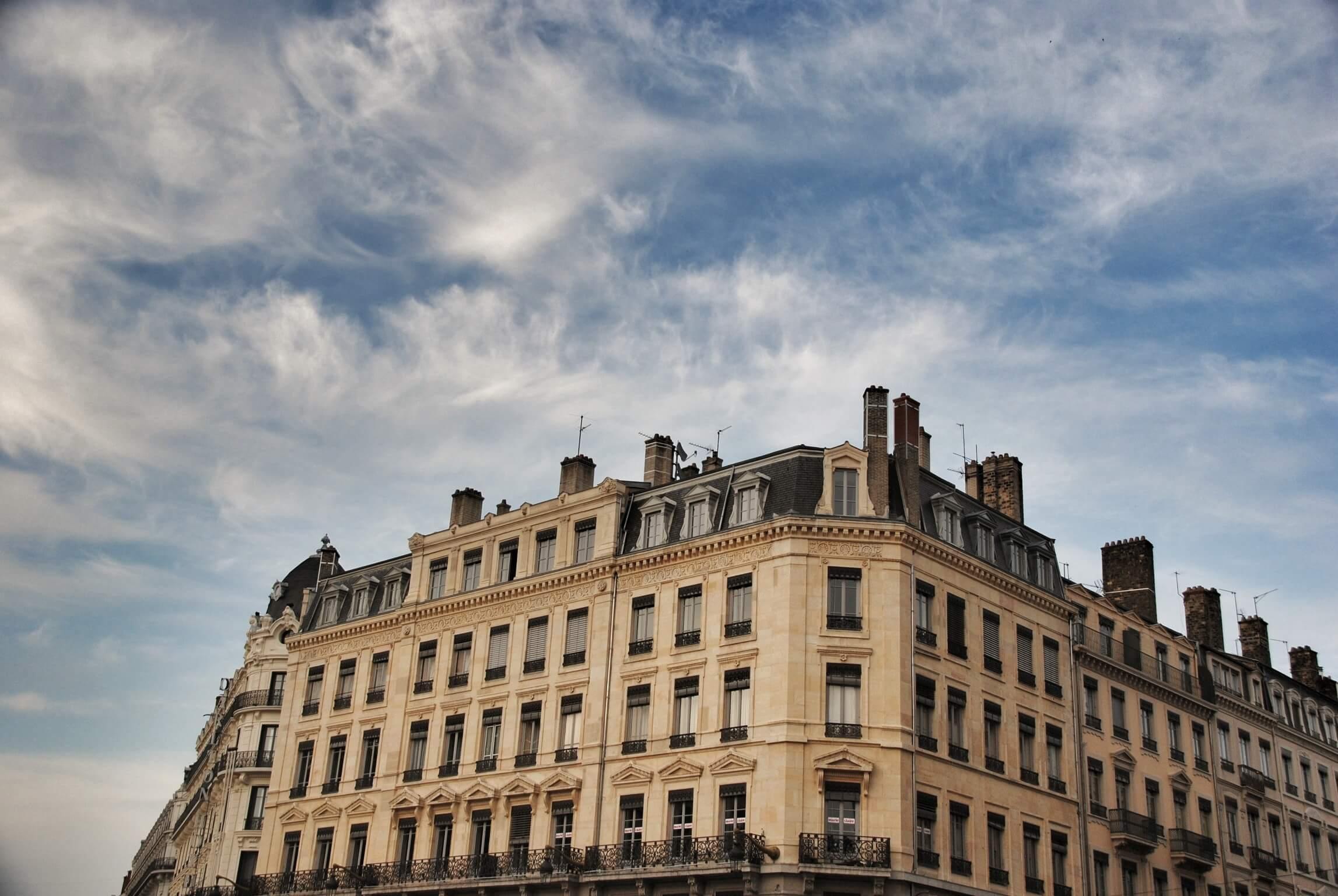Lyon Apartment Block