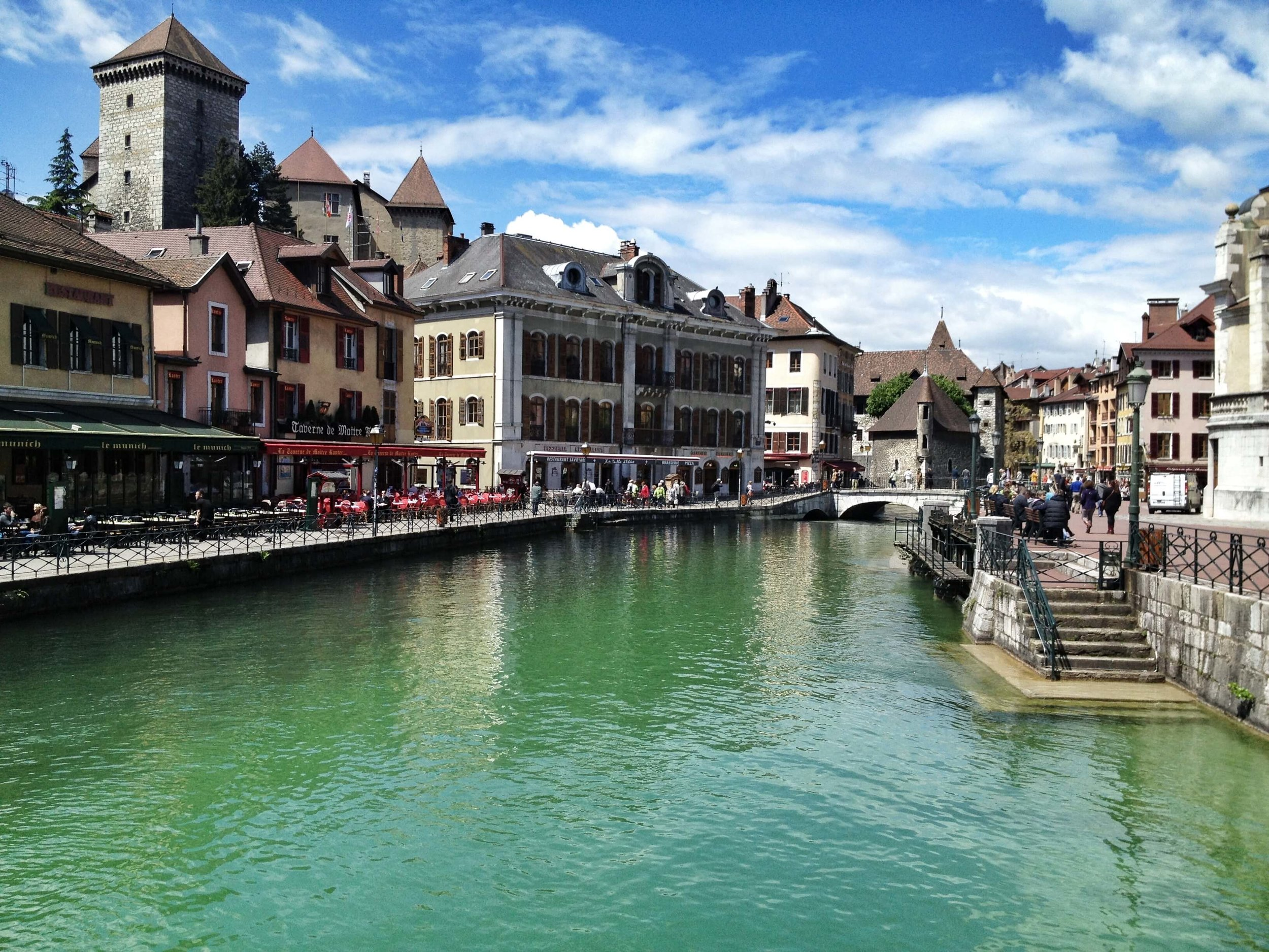 Annecy Riverfront