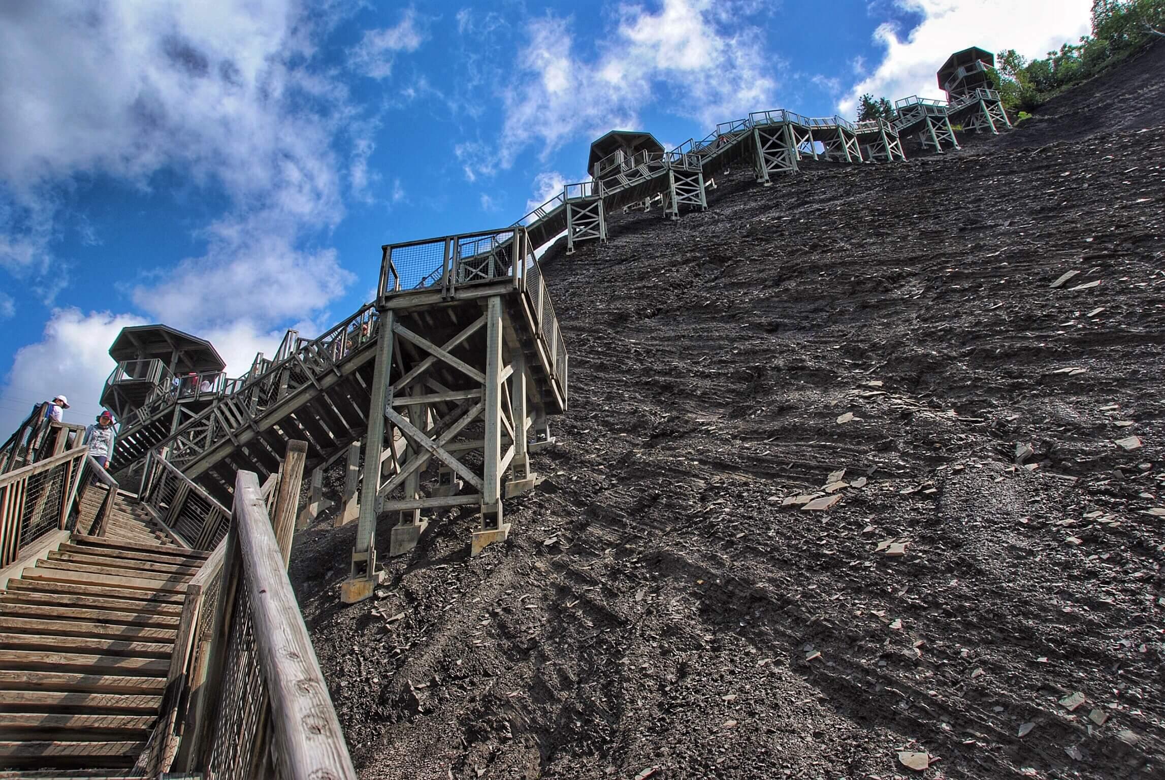 Montmorency Falls Stairway