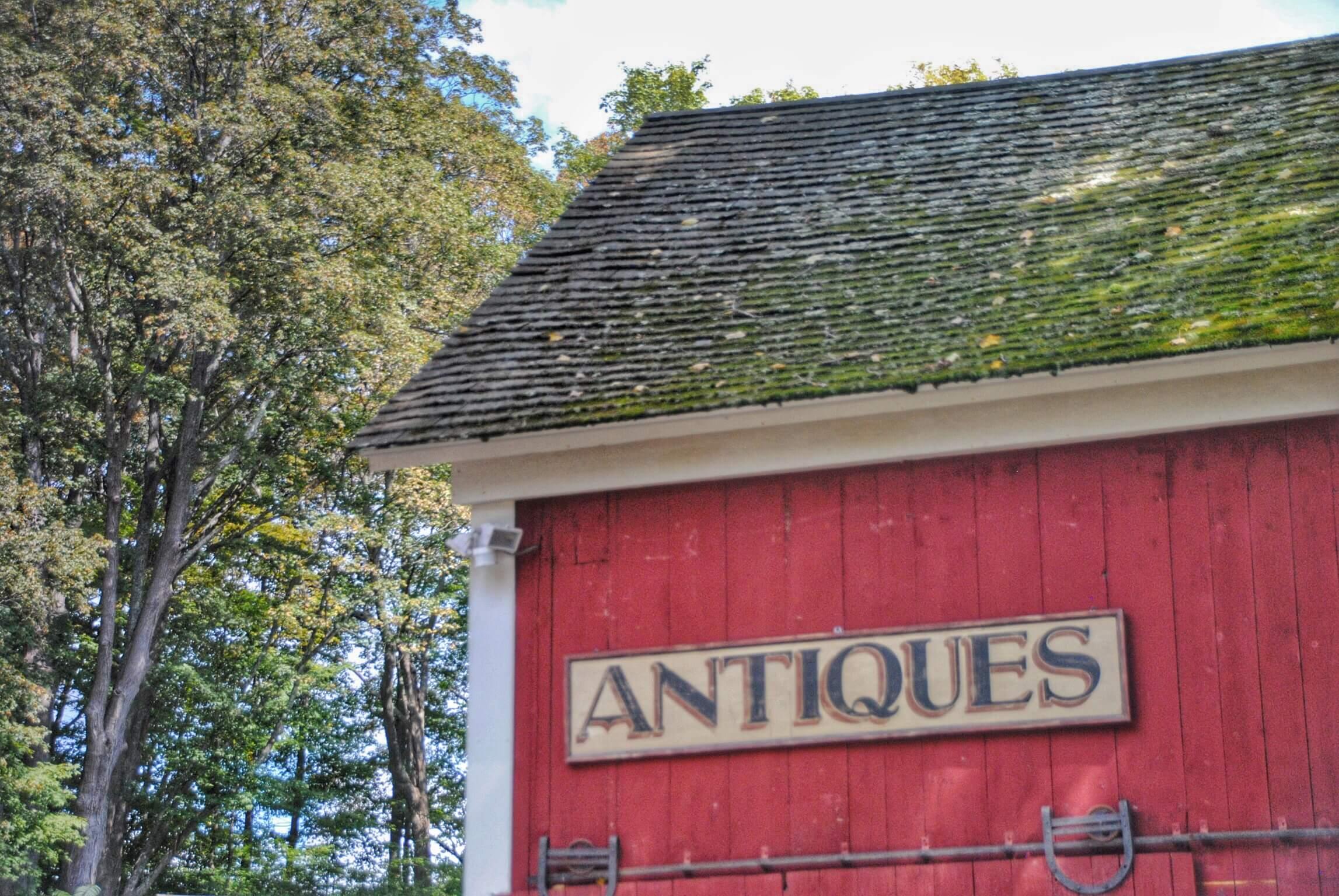 Weekend in Litchfield Hills Antiques.JPG