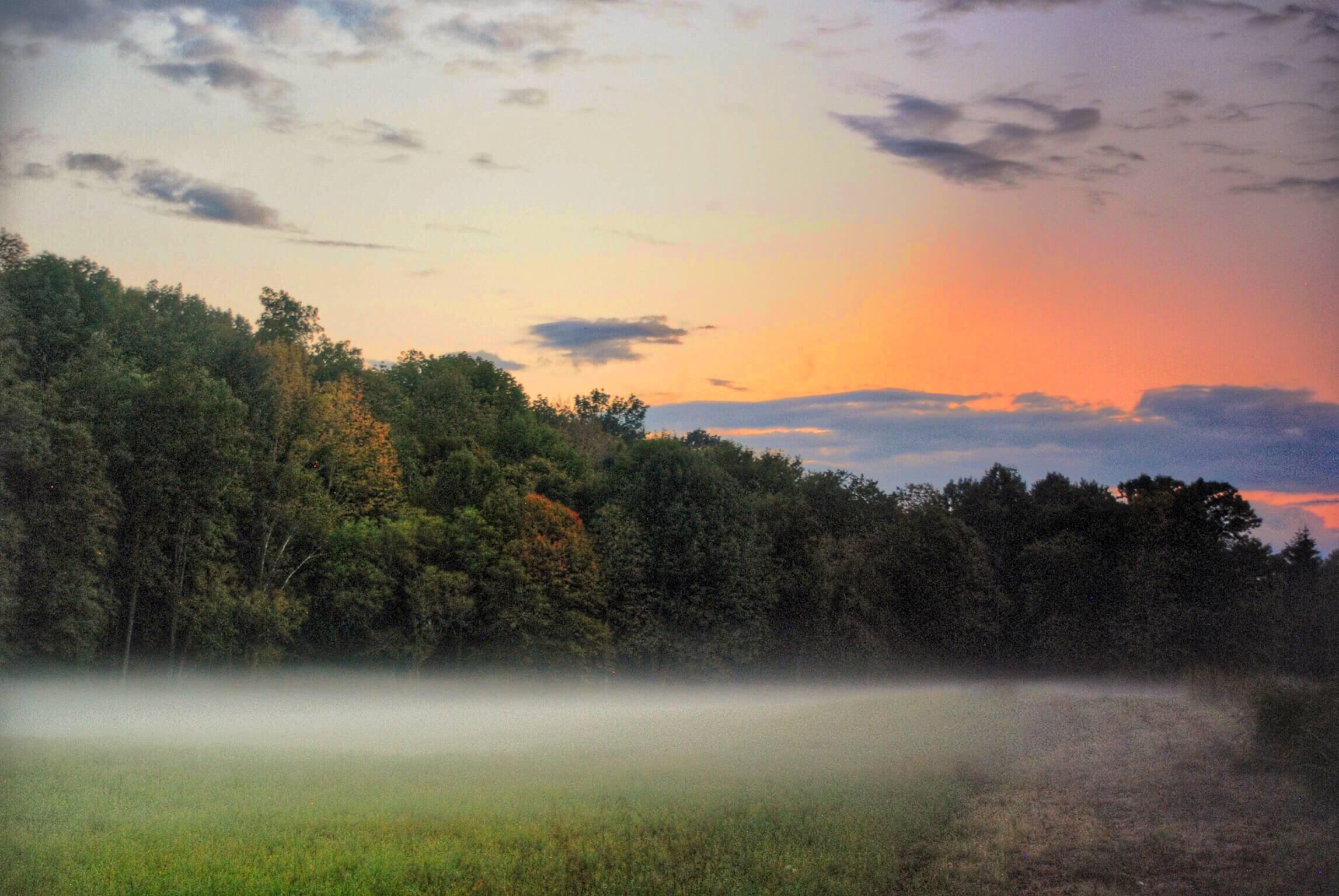 Weekend in Litchfield Hills CT Fog.JPG