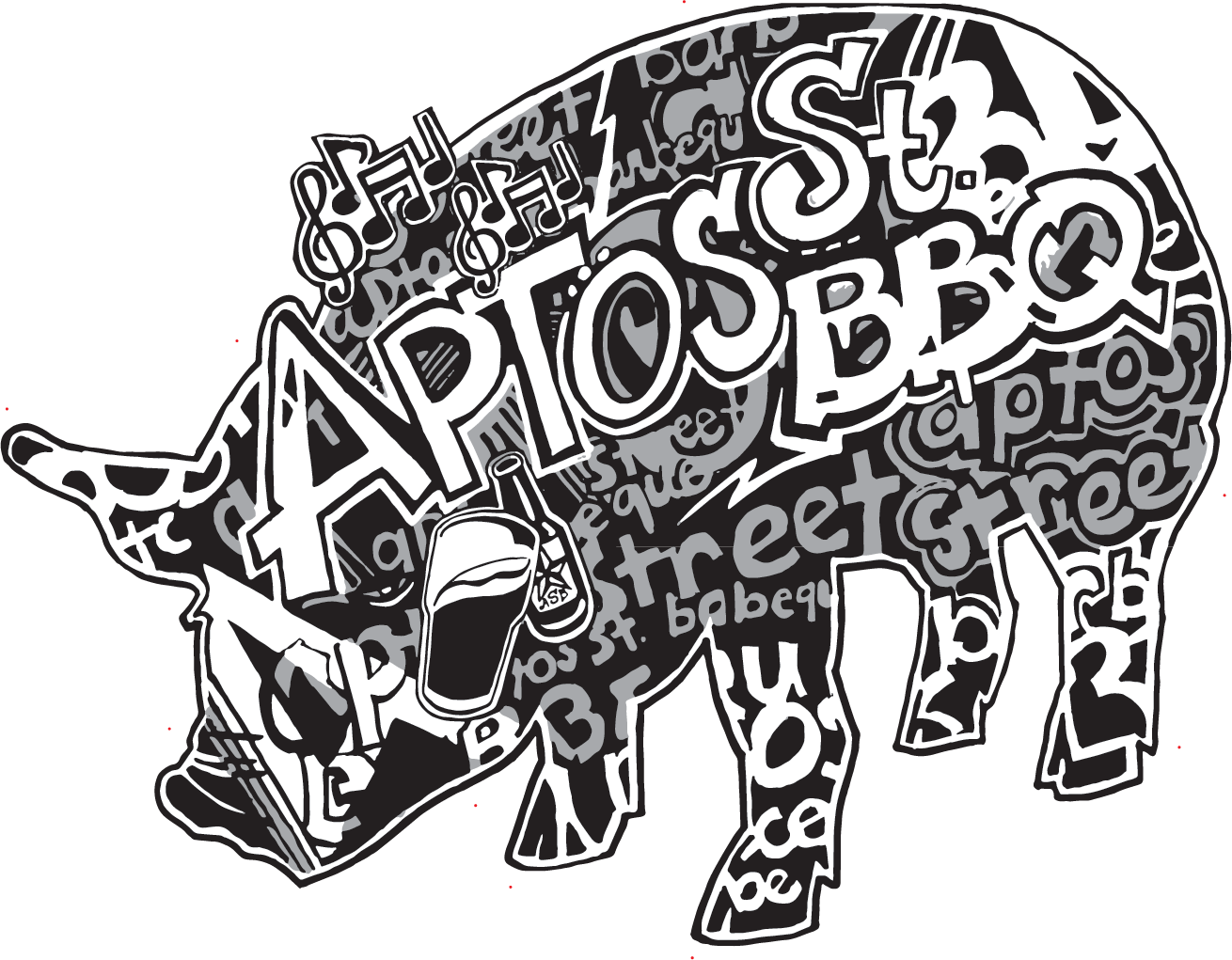 aptos bbq menu