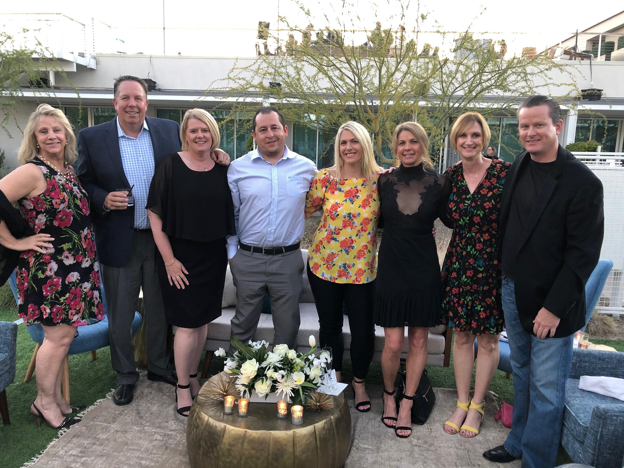 Inaugural 2019 Rooftop Event @ Mountain Shadows.  | Russ Lyon Charitable Foundation was a Signature Sponsor.