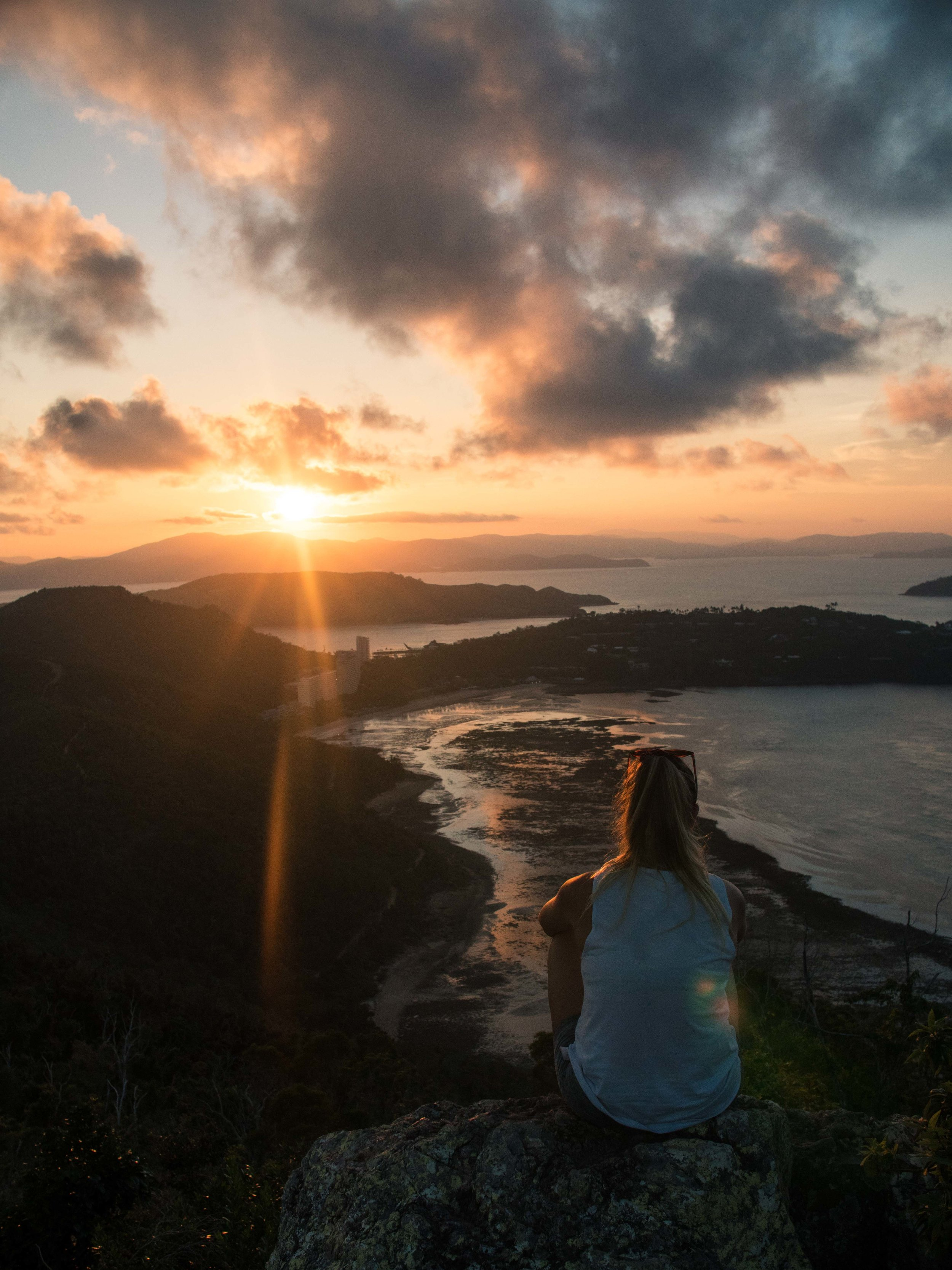 Sunset/Moonrise — Astallation Creations