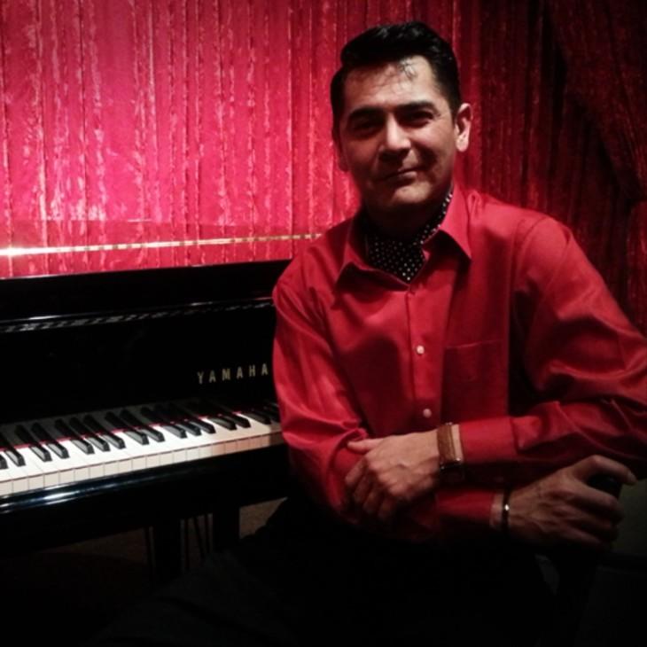 Tony Pacini  Piano, Composition, Improve and Theory