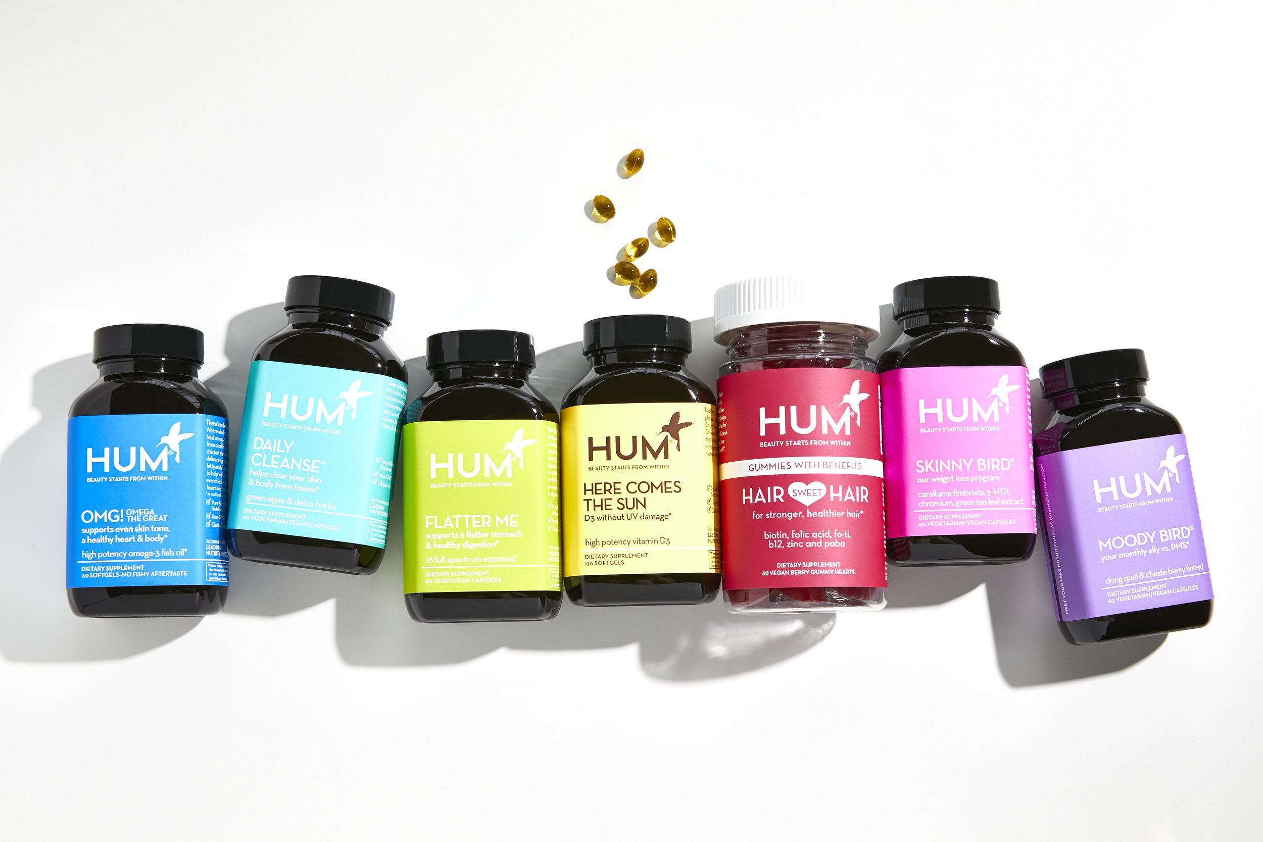 HUM Nutrition - Education StrategyVideo ProductionContent Creation