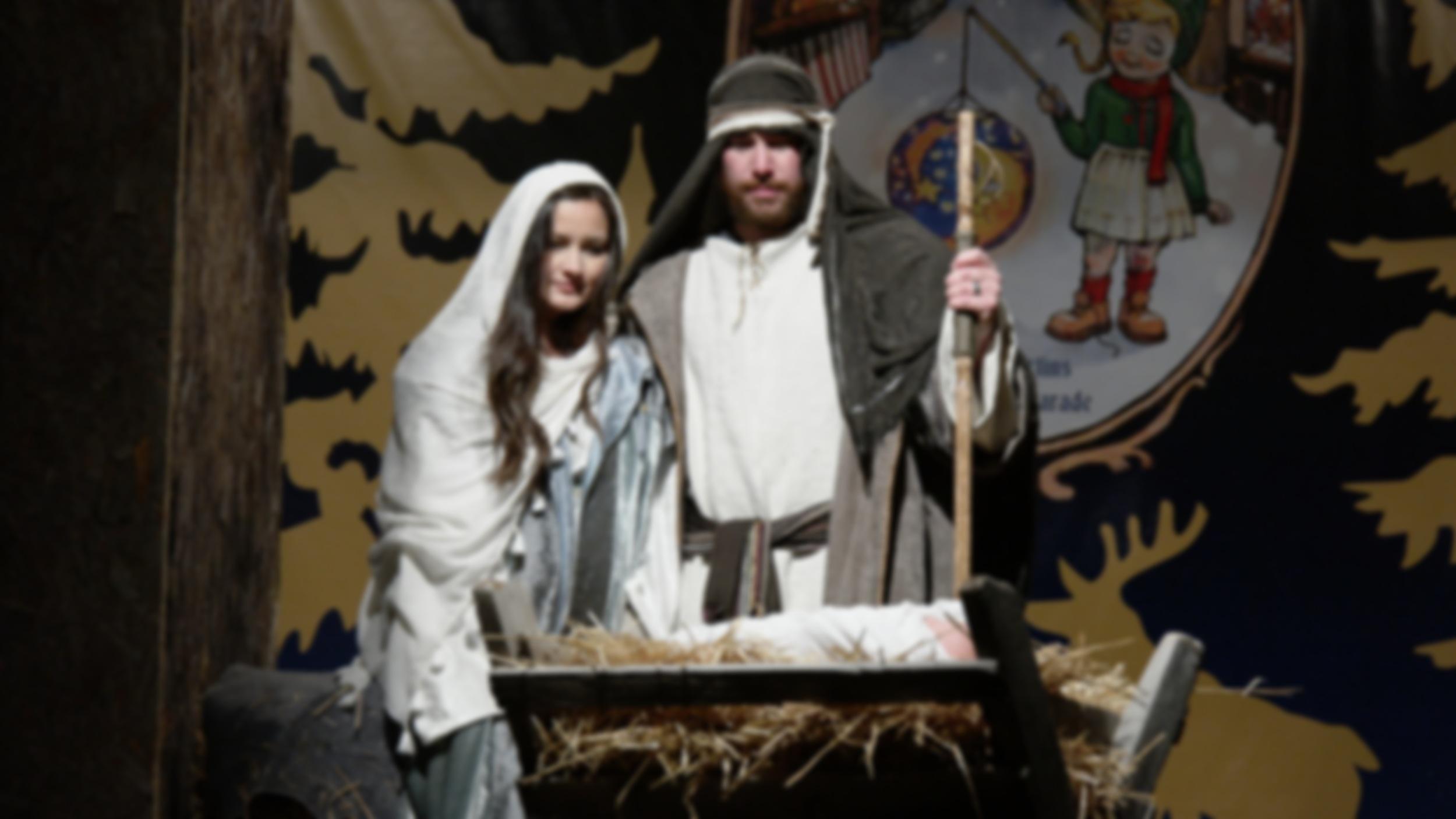 Live Nativity -