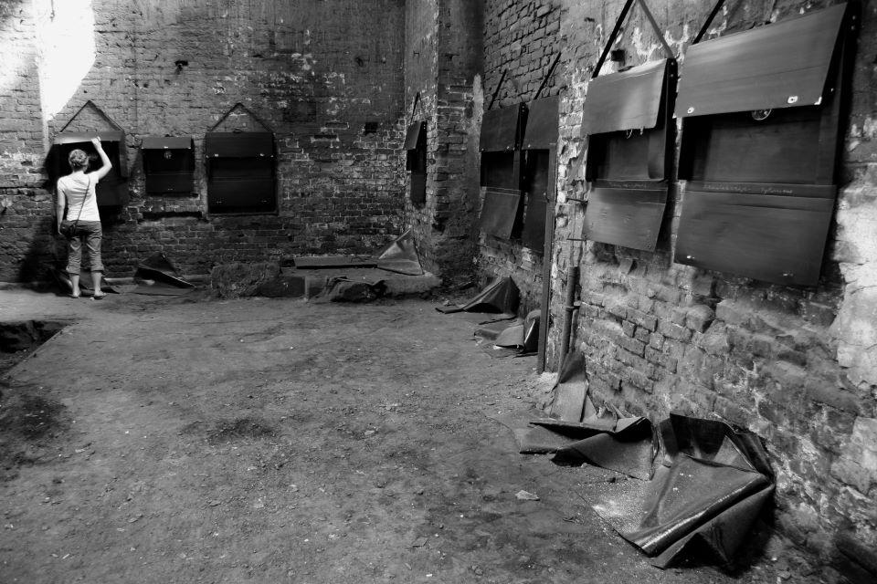 Nekroteka  instalacja Radom, 2006/2008