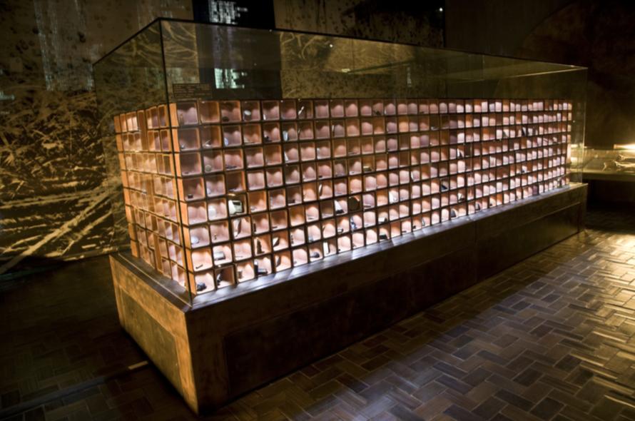 Muzeum Katyńskie, Relikwiarz Katyński - Warszawa, 2014, fot. Magnus Gagnelid
