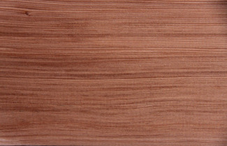 live edge - Old growth redwood