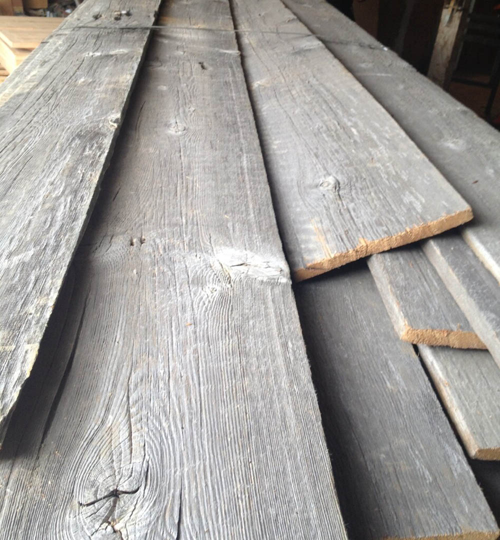 made lumber salvaged barn siding in San Diego