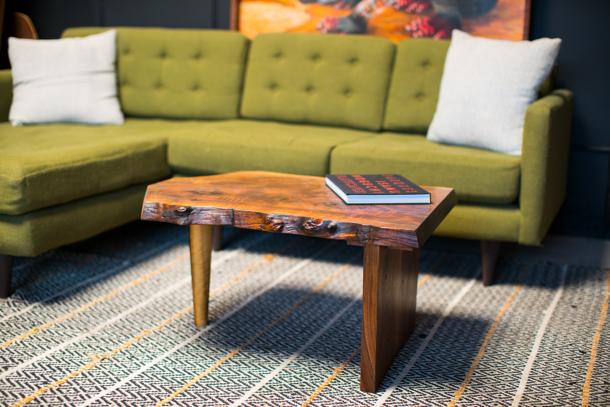 - Coffee tables