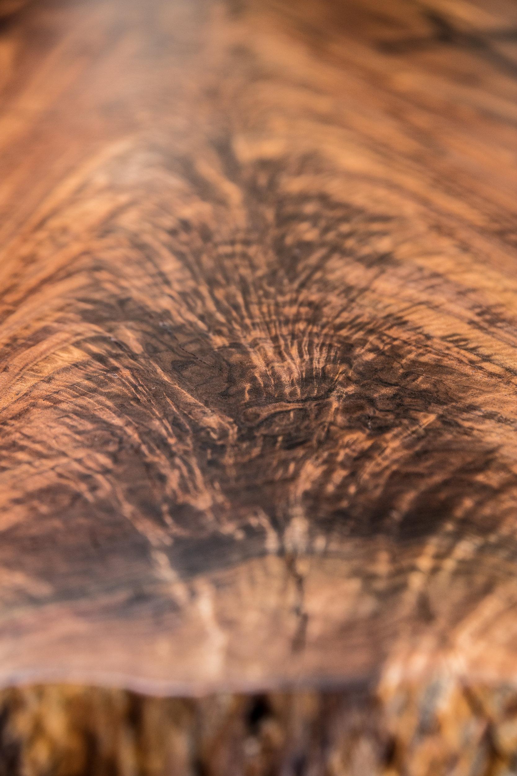 claro walnut table