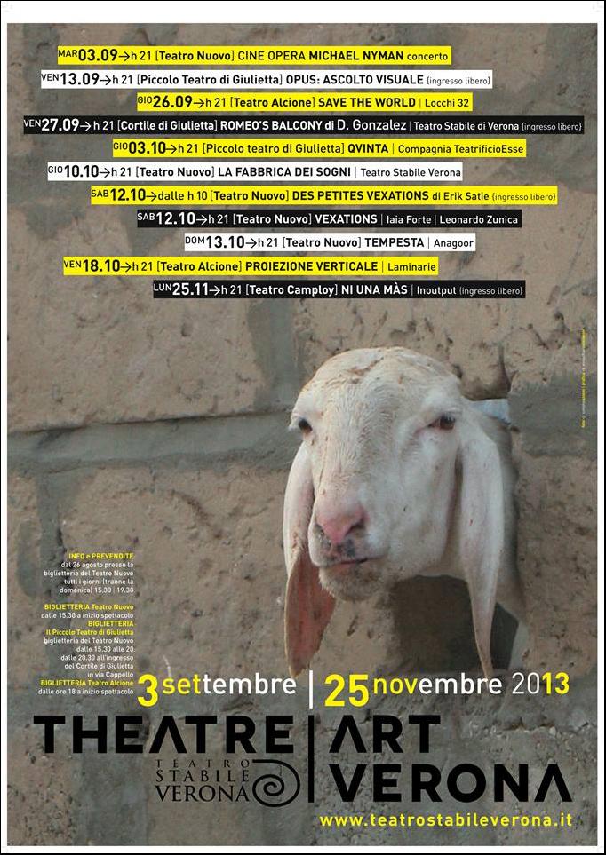 Rassegna Theatre Art Verona