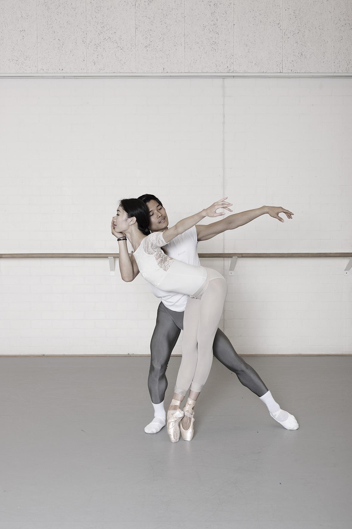 Wen Ting Guan & Young Gyu Choi