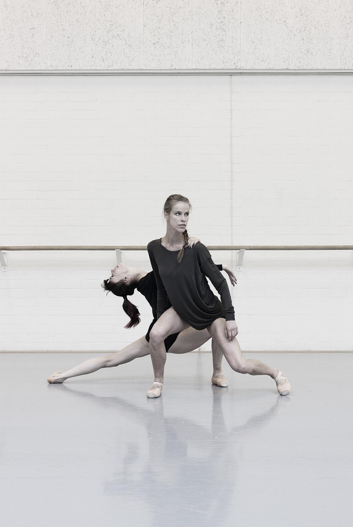 Tess Sturman & Sandra Quintyn