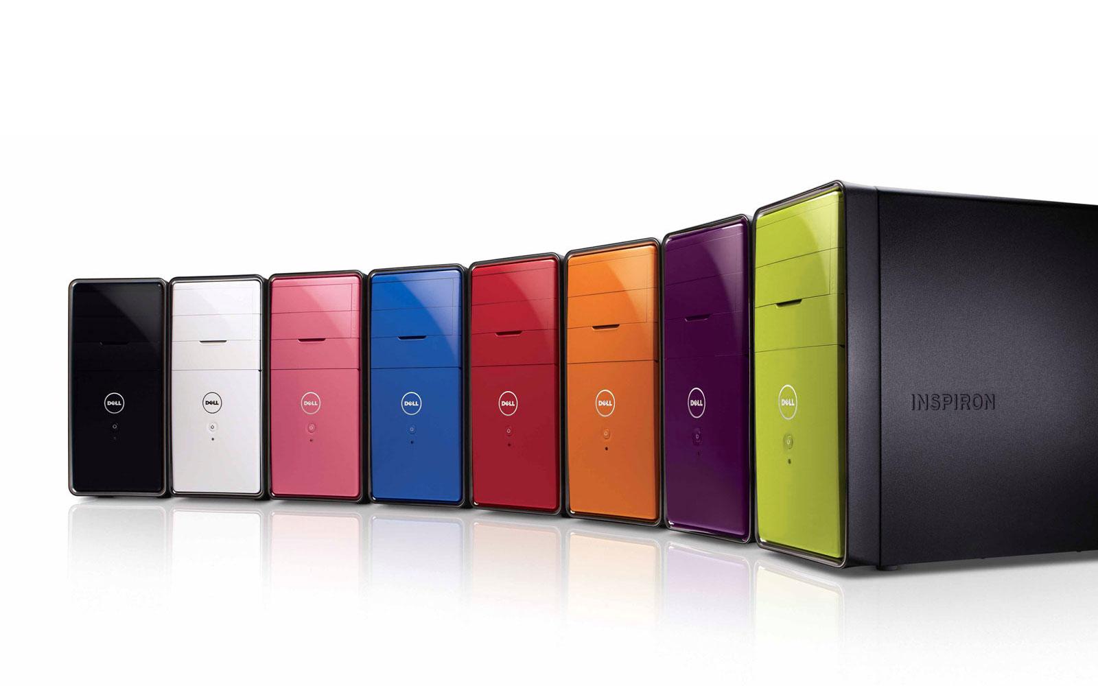DELL INSPIRON 500 - Desktop Computer