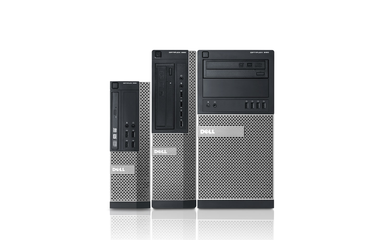 dell Optiplex - Business Desktop PCs