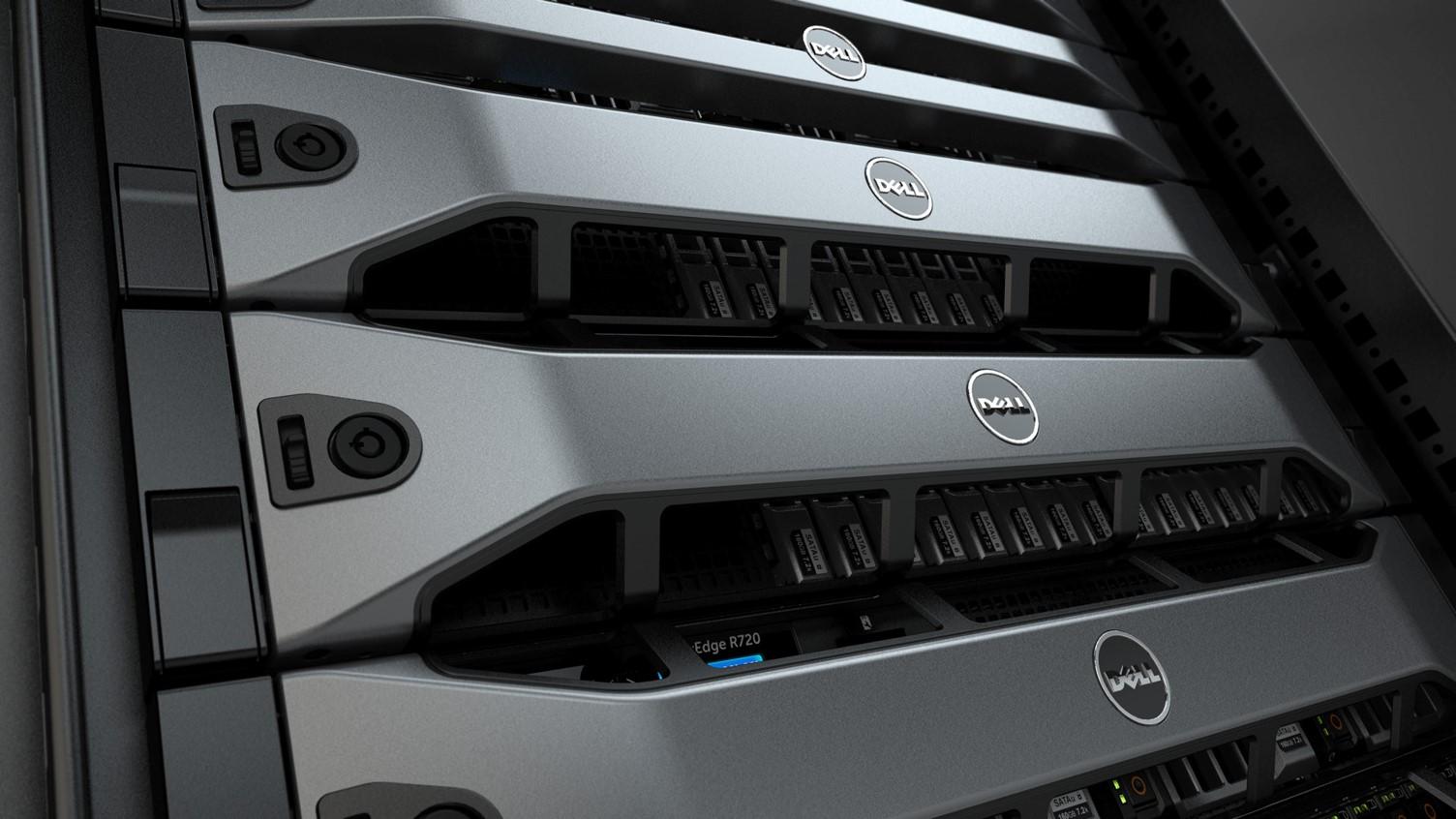 poweredge 11g - Rack Server Visual Brand Language