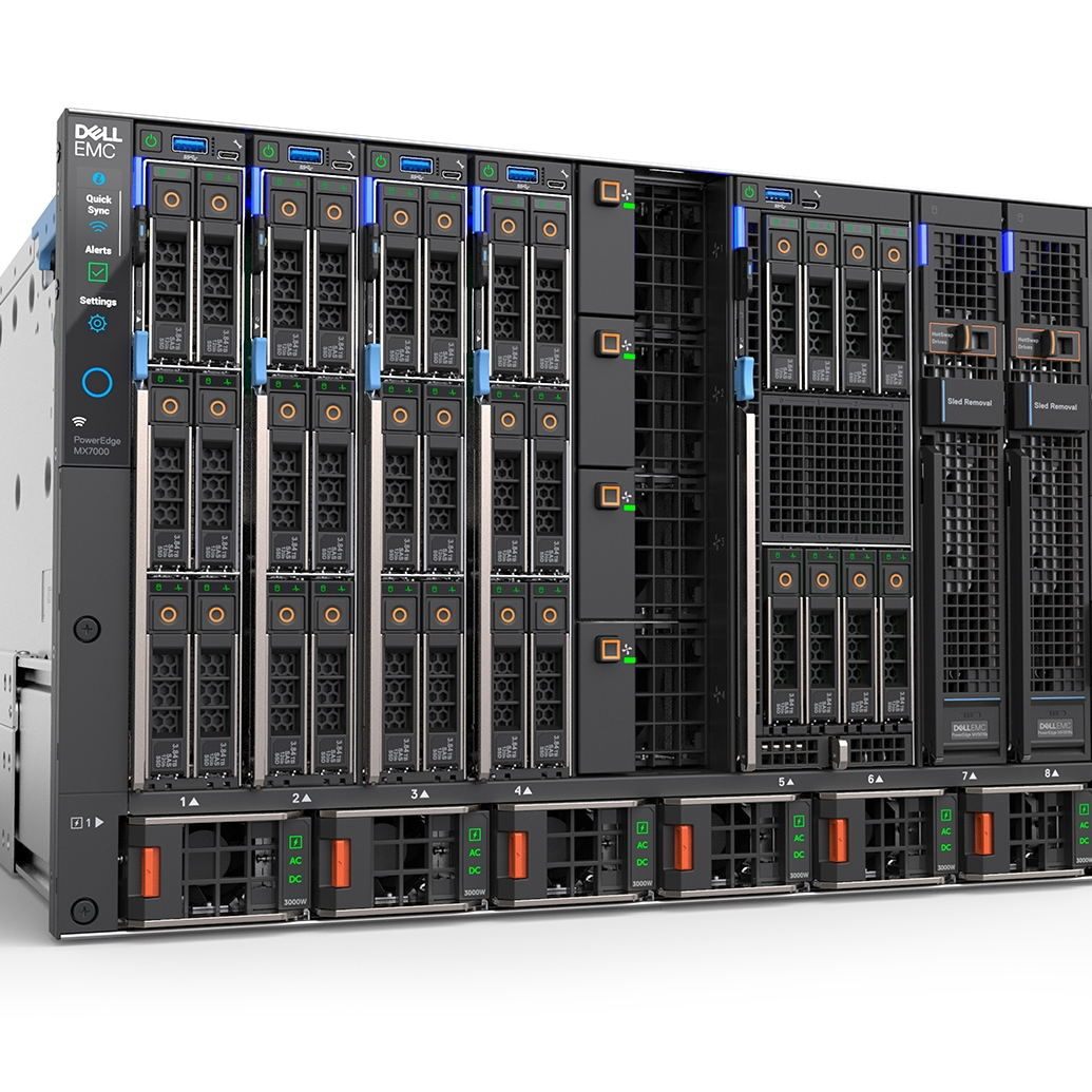poweredge mx - Modular Infrastructure System