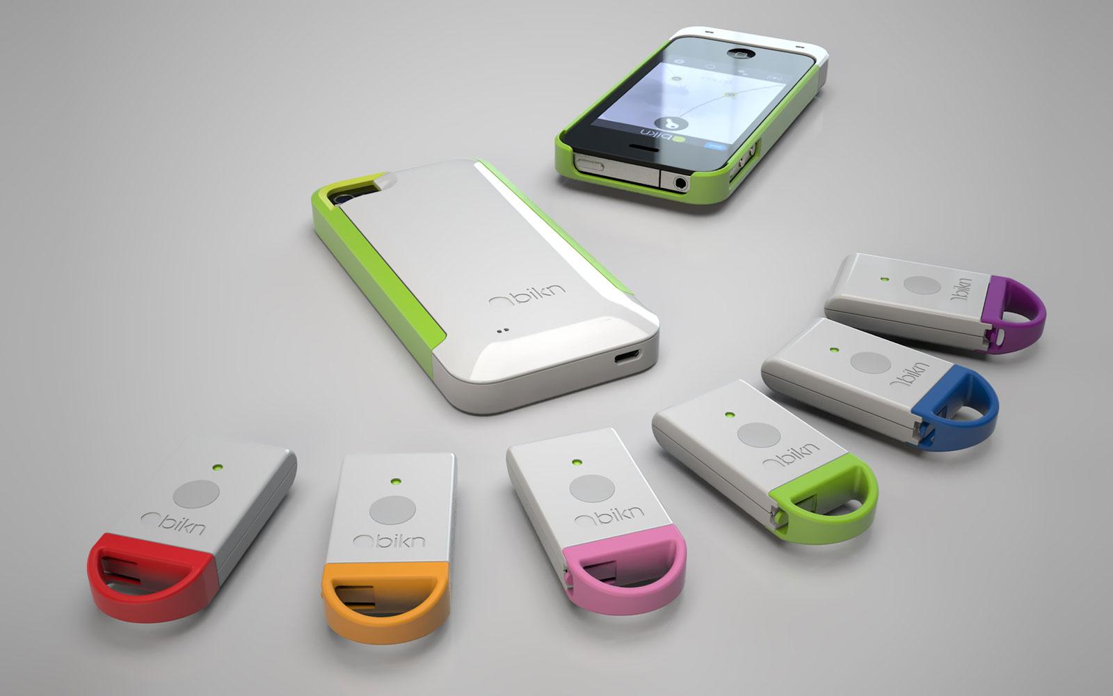 Bikn - Smart Tag System