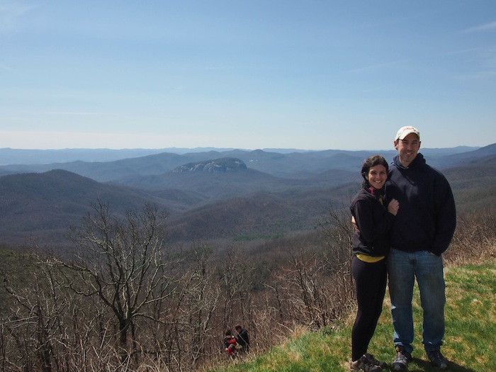 Hiking and Camping the the Blue Ridge Mountains