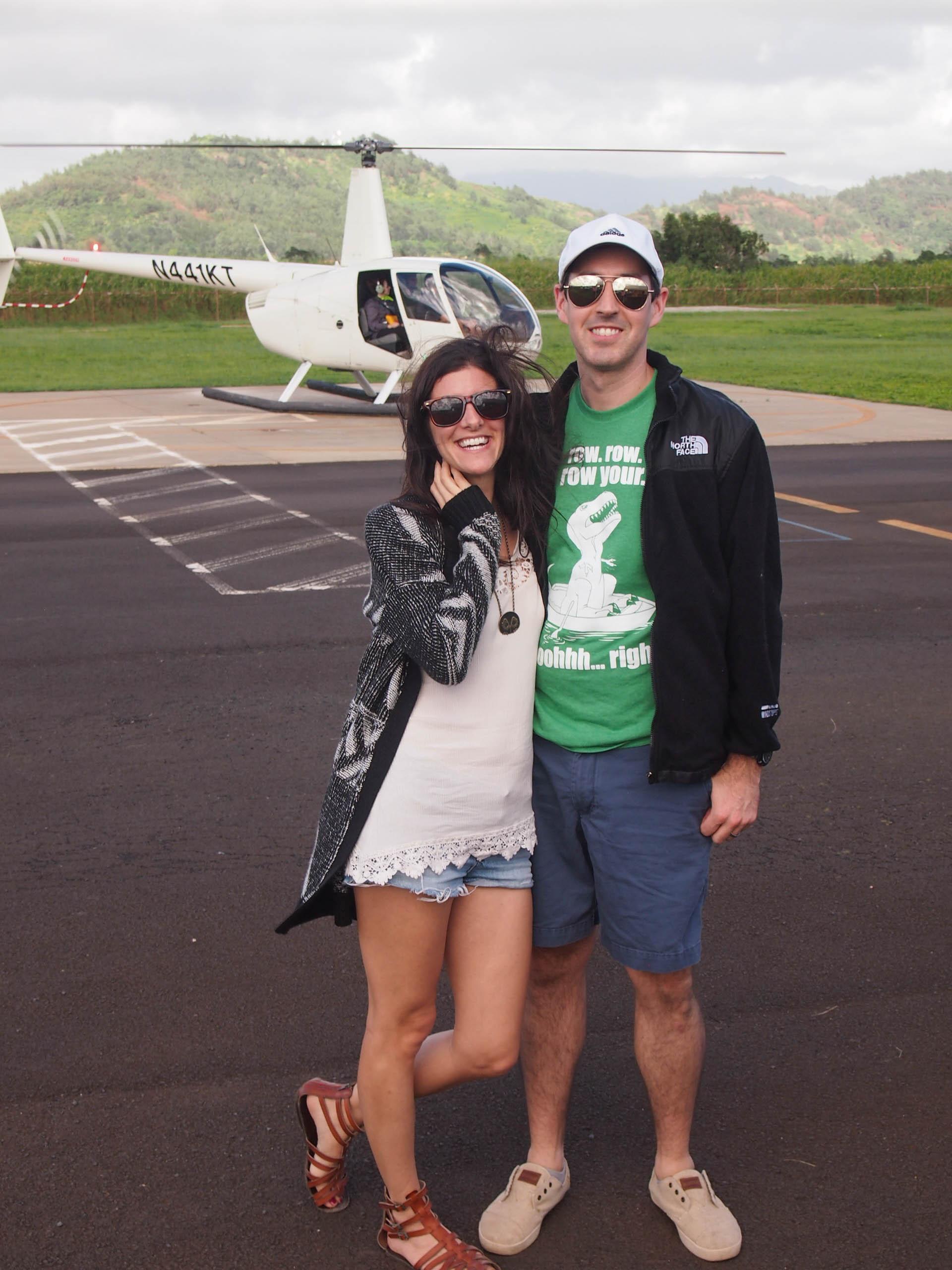 Mauna Loa Helicopter tours in Kauai
