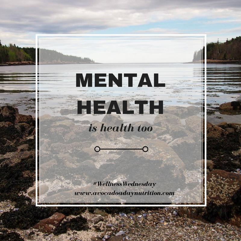 Mental Health is Health Too