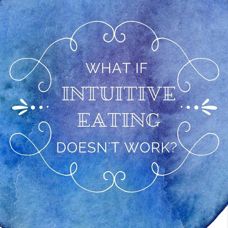 如果你的饮食不能不能做什么?