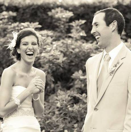 The Numbers that Count - number of times I've laughed with my husband