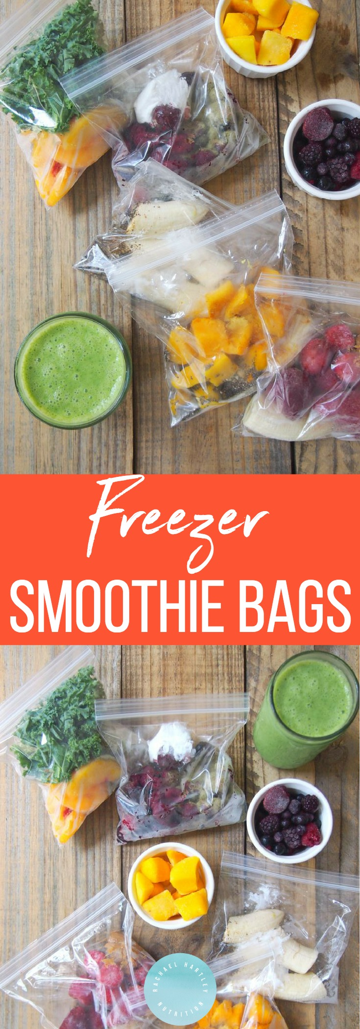 Freezer Smoothie Bags