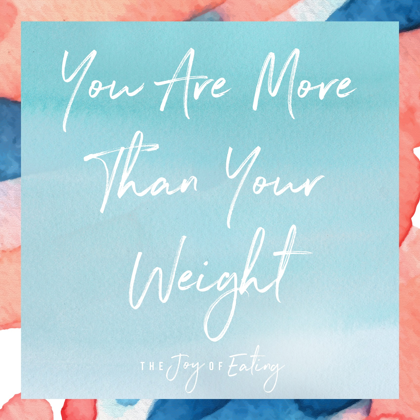 Build a self identity outside of your weight. #haes #intuitiveeating #wellness #bodyimage #wellness