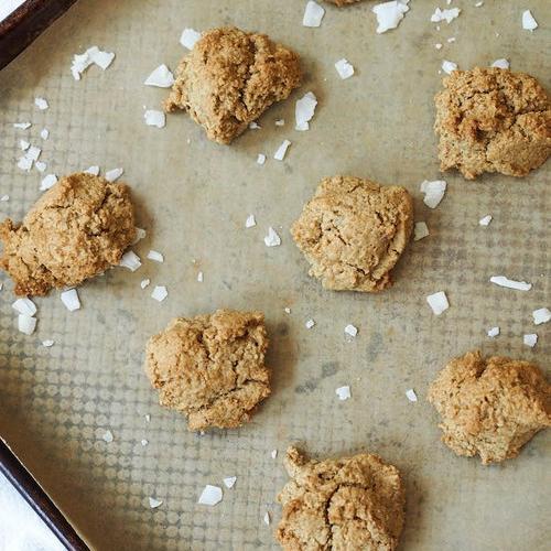One Bowl Oatmeal Cookies