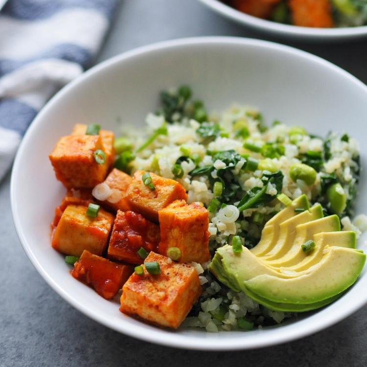 WIAW: The White Pasta and Cauliflower Rice Edition