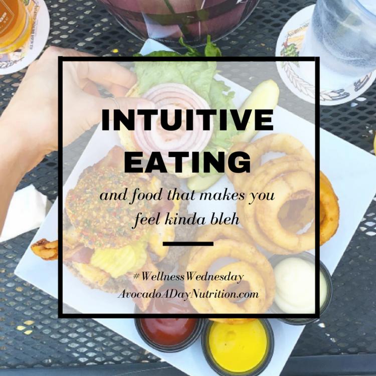 吃食物的味道,你觉得自己不会让自己感觉到