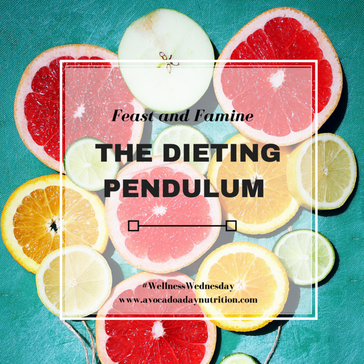 The Dieting Pendulum