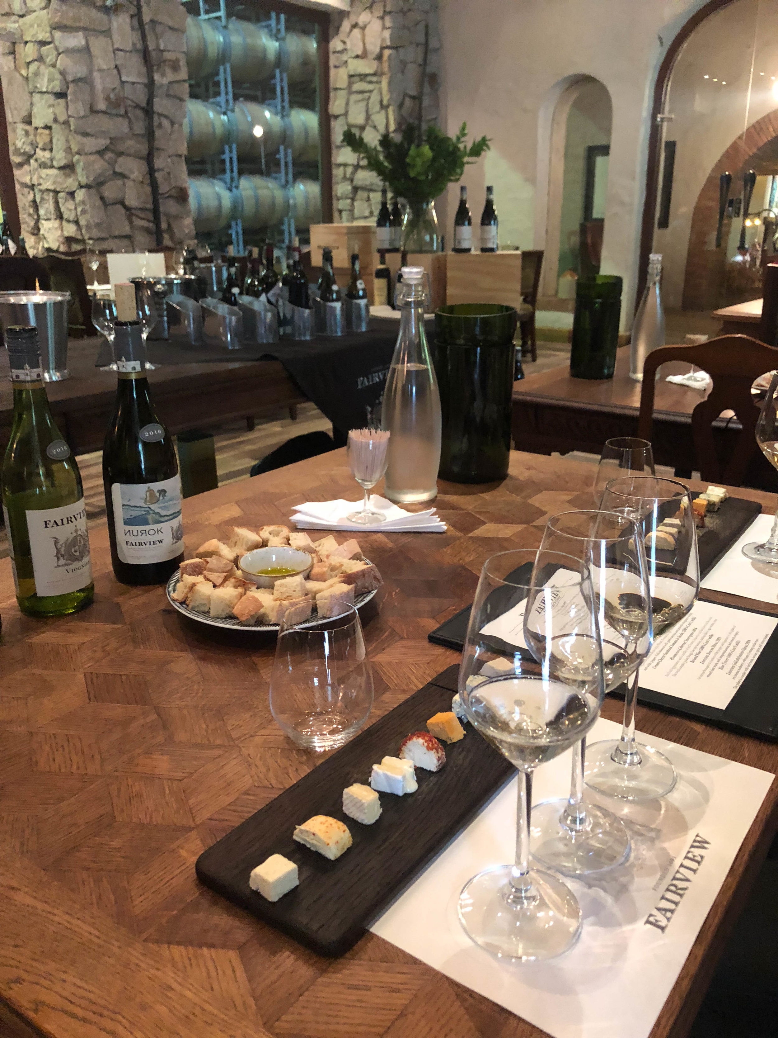 Cape Town Fairview Winery